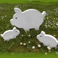 Schweinchen auf der Wiese2